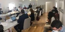 CCIP participa na formação de novos diplomatas