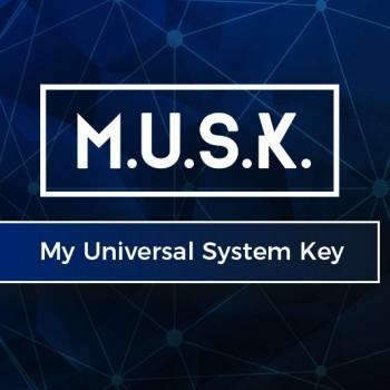 MUSKIOT - My Universal System Key