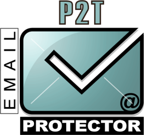 P2T - email protector